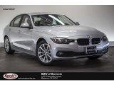 2016 Glacier Silver Metallic BMW 3 Series 320i Sedan #110622969