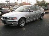 2003 Titanium Silver Metallic BMW 3 Series 325xi Sedan #11035239