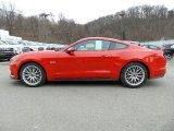 2016 Race Red Ford Mustang GT Premium Coupe #110642574