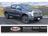 2016 Magnetic Gray Metallic Toyota Tundra SR5 CrewMax 4x4 #110642345