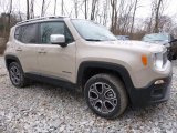 2016 Jeep Renegade Limited 4x4 Front 3/4 View