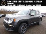 2016 Granite Crystal Metallic Jeep Renegade Limited 4x4 #110642444