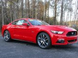 2016 Race Red Ford Mustang GT Coupe #110673456