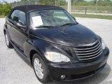 2007 Black Chrysler PT Cruiser Convertible #11034034