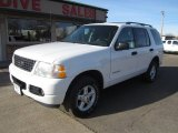 2004 Oxford White Ford Explorer XLT 4x4 #110673502