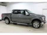 2016 Magnetic Ford F150 Lariat SuperCrew 4x4 #110673146