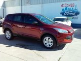 2016 Sunset Metallic Ford Escape S #110697620