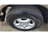 Mercedes-Benz ML 2001 Wheels and Tires