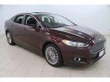 2013 Bordeaux Reserve Red Metallic Ford Fusion Titanium #110697905