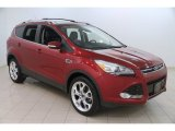 2013 Ruby Red Metallic Ford Escape Titanium 2.0L EcoBoost 4WD #110697902