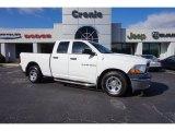 2011 Bright White Dodge Ram 1500 ST Quad Cab #110697778