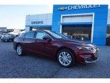 2016 Butte Red Metallic Chevrolet Malibu LT #110697842