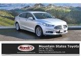 2013 Ingot Silver Metallic Ford Fusion Titanium #110697543