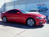 2016 Race Red Ford Mustang V6 Coupe #110729482