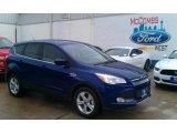 2016 Deep Impact Blue Metallic Ford Escape SE #110729477