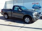2016 Magnetic Ford F150 XL Regular Cab #110729473
