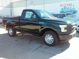 2016 Green Gem Ford F150 XL Regular Cab #110729468