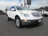 2008 White Diamond Tri Coat Buick Enclave CX #110729365