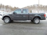 2016 Magnetic Ford F150 XL SuperCab 4x4 #110729603