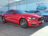 2016 Race Red Ford Mustang EcoBoost Coupe #110754551