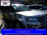 2016 Ingot Silver Metallic Ford Explorer XLT #110754548