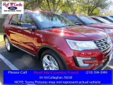 2016 Ruby Red Metallic Tri-Coat Ford Explorer XLT #110754547