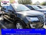 2016 Shadow Black Ford Explorer XLT #110754545
