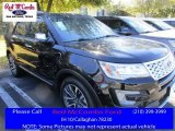 2016 Shadow Black Ford Explorer Platinum 4WD #110754544