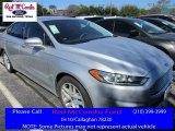 2016 Ingot Silver Metallic Ford Fusion SE #110754540
