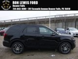 2016 Shadow Black Ford Explorer Sport 4WD #110754599