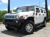2006 White Hummer H2 SUV #11054145