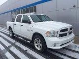 2014 Bright White Ram 1500 Express Crew Cab 4x4 #110780834