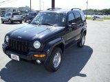 2002 Black Jeep Liberty Limited 4x4 #11037797