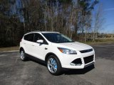 2016 White Platinum Metallic Ford Escape Titanium #110780955