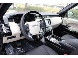 2016 Land Rover Range Rover HSE Ebony/Ivory Interior