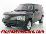 2004 Java Black Land Rover Range Rover HSE #11042172