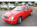 2000 Mercedes-Benz CLK 320 Coupe
