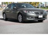 2013 Hematite Metallic Honda Accord EX Sedan #110816773
