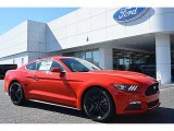 2016 Race Red Ford Mustang EcoBoost Coupe #110816764