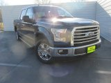 2016 Blue Jeans Ford F150 XLT SuperCrew #110816811