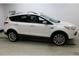 2016 White Platinum Metallic Ford Escape SE 4WD #110816573