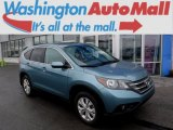 2014 Mountain Air Metallic Honda CR-V EX AWD #110839164