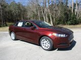 2016 Bronze Fire Metallic Ford Fusion SE #110839427
