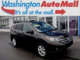 2013 Kona Coffee Metallic Honda CR-V EX AWD #110839162