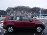 2008 Tango Red Pearl Honda CR-V LX 4WD #110839152