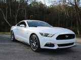 2016 Oxford White Ford Mustang GT Premium Coupe #110839422