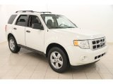 2009 Ford Escape White Suede