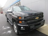 Chevrolet Silverado 2500HD 2016 Data, Info and Specs