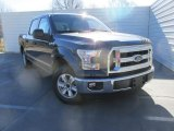 2016 Blue Jeans Ford F150 XLT SuperCrew #110839328