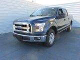 2016 Ford F150 XLT SuperCrew Data, Info and Specs